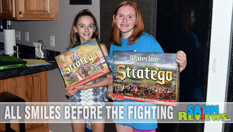 Stratego: Great Then, Great Now