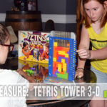 A flashback to the 80's! Tetris Tower 3-D takes the classic video game to the table and makes it for two player! It's this week's Thrift Treasure! - SahmReviews.com