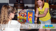 Thrift Treasure: Tetris Tower 3-D