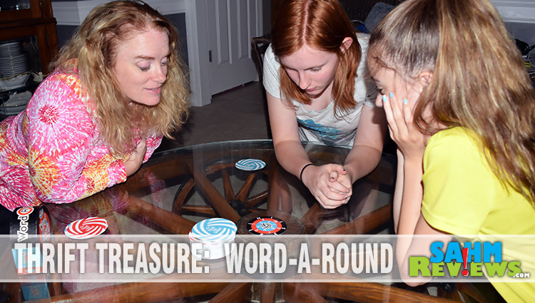 Thrift Treasure: WordARound Card Game