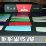 Aura by Breaking Games has great design, but does it have great play? Find out what this variation on the classic game of War is all about! - SahmReviews.com