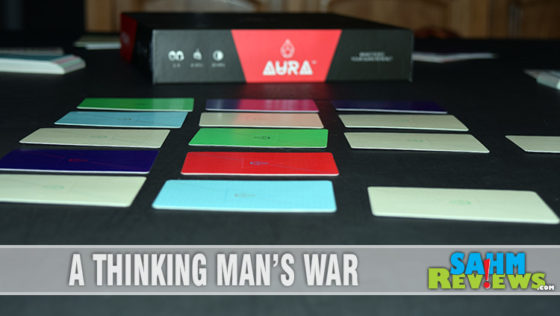 Aura Casual Strategy Card Game Overview