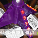 Farkle Frenzy tries to take the down time out of the classic game of Farkle. Find out if it is worth watching for at your local thrift store! - SahmReviews.com