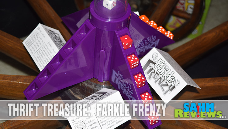 Thrift Treasure: Farkle Frenzy