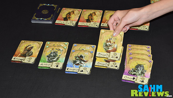 I've found a matching set of games that I must now collect. This is the tenth in the E•G•G Series - Harald by Eagle-Gryphon Games. - SahmReviews.com
