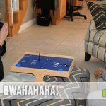Use magnets to control your pieces in KLASK dexterity game! - SahmReviews.com