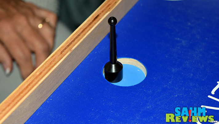 Use magnets to control your pieces in KLASK dexterity game! - SahmReviews.com