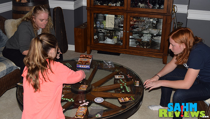 I loved playing pinball when I was still in school. Now with Shoot Again Games' new card game, Pinball Showdown, I can save my quarters! - SahmReviews.com