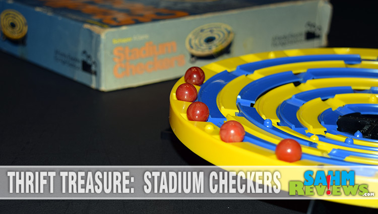 Thrift Treasure: Stadium Checkers