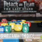 We were out of touch and not familiar with the Attack on Titan anime series. After playing Cryptozoic's new board game, we want to learn more! - SahmReviews.com