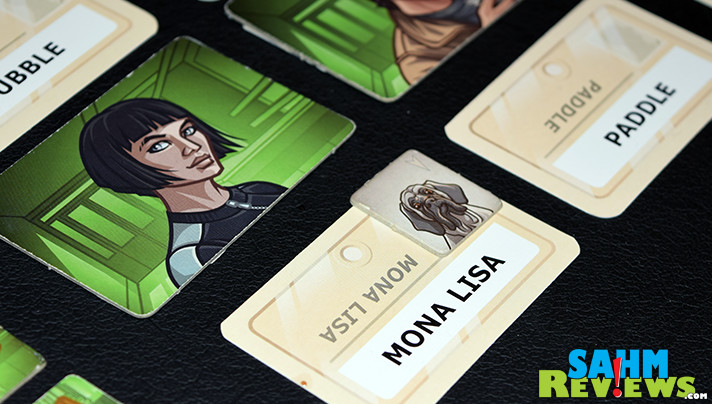 What do you do when you want to play Codenames, the successful party game, but only have two players? Grab a copy of the new Codenames Duet! - SahmReviews.com