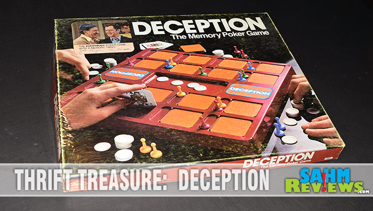 Thrift Treasure: Deception