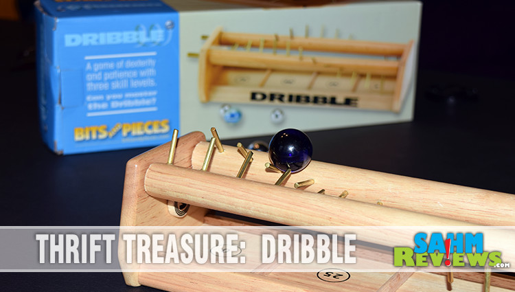 Thrift Treasure: Dribble Puzzle Game