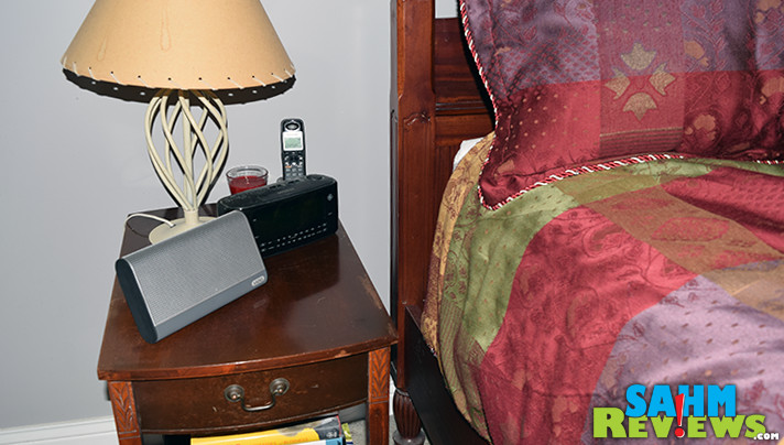 Speakers that easily transition from a system to a stand alone like the VIZIO SmartCast Crave Go speaker are an excellent addition to a connected home. - SahmReviews.com