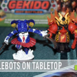 If you were a fan of BattleBots, then you're going to have a lot of fun playing CMON's Gekido: Bot Battles during your next game night! - SahmReviews.com