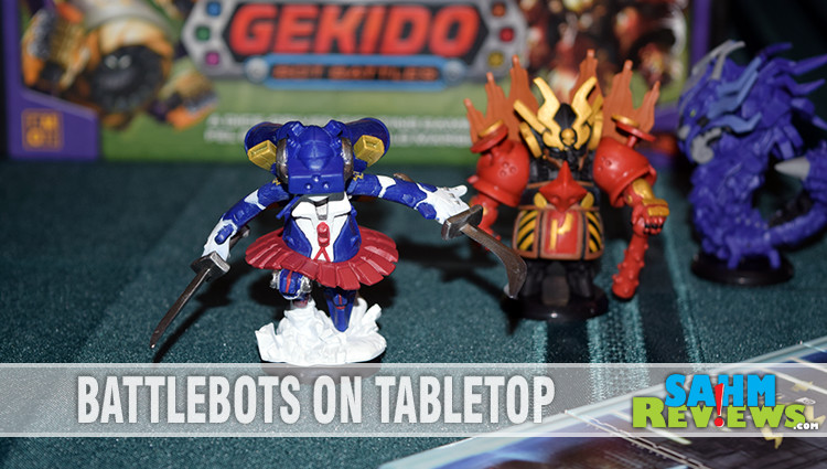 Gekido: Bot Battles Game Overview