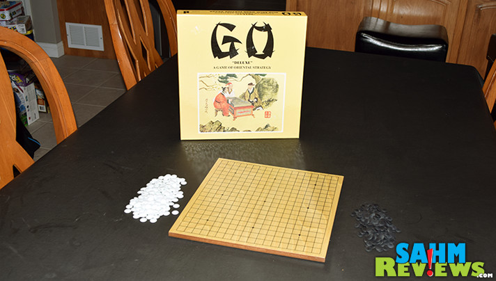 It only took 4000 years for us to find our copy of Go at our local thrift store. Was it worth the wait? Read more about it over on the site! - SahmReviews.com