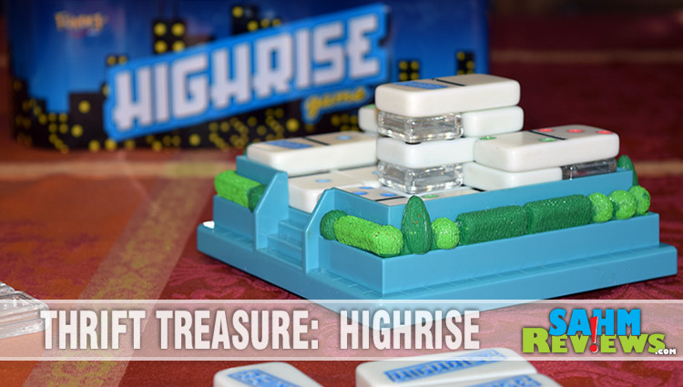Thrift Treasure: Highrise Board Game