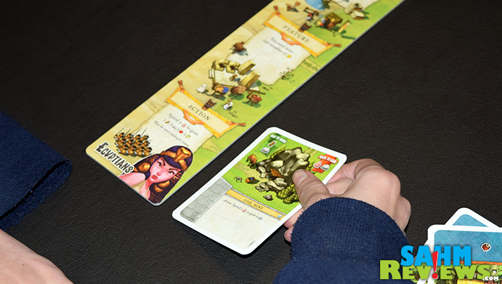"We don't toss around the word ""favorite"" much, if at all. We use it many times when describing Portal Games' Imperial Settlers. Find out why! - SahmReviews.com"