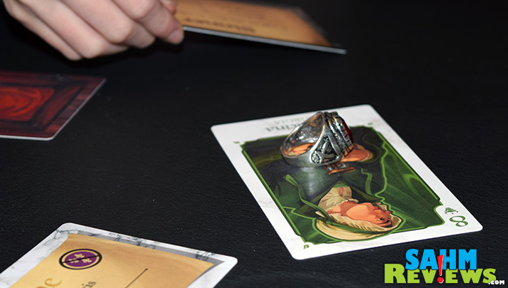 If you're a fan of trick-taking games like Hearts and Spades, then you'll love Indulgence by Restoration Games. Find out exactly what it adds to the genre! - SahmReviews.com