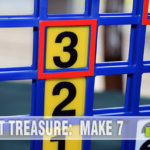 Make 7 by Pressman Toy is a little more than Connect 4. Not much more, exactly three more. Is this week's Thrift Treasure worth the extra cost? - SahmReviews.com