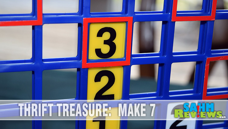 Thrift Treasure: Make 7 Game