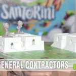 Santorini by Roxley Games has to be at the top of the list when thinking about the most beautiful board games. Does the game play live up to the design? - SahmReviews.com