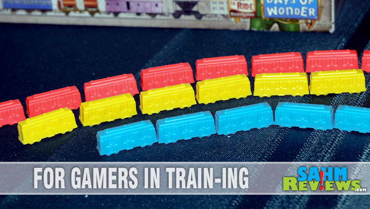 Ticket to Ride First Journey App Overview