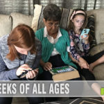 Smartphones are valuable tools for all ages. Senior citizens are discovering the many benefits and the ability to make the iPhone easier to see and hear. - SahmReviews.com
