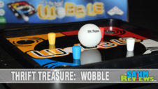 Thrift Treasure: Wobble Balancing Game