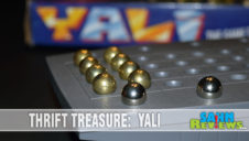 Thrift Treasure: Yali Abstract Game