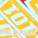 "Similar to Crazy Eights or UNO, 101 - The ""Win It All"" Card Game was issued in 1978 and was never heard from again! We take a deeper look in this week's Thrift Treasure series! - SahmReviews.com"