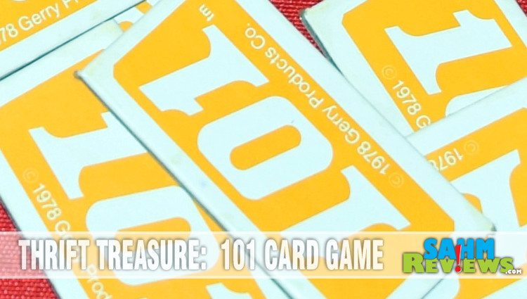Thrift Treasure: 101 Card Game