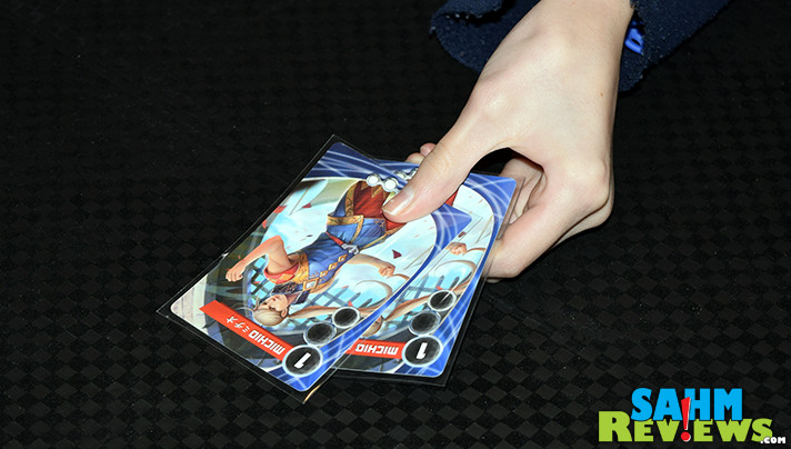 Unless you've ever played Custom Heroes by AEG, we can safely say you've never played a trick-taking card game quite like it. Find out why it should be your next game purchase! - SahmReviews.com