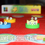 Will the issue of King Frog by Brain Games make them a one-hit wonder? Or is it the beginning of a strong line of games targeted towards families? - SahmReviews.com