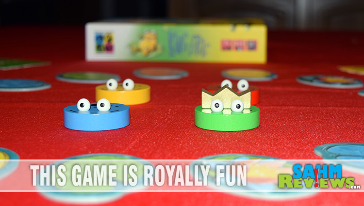 King Frog Family Game Overview