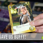 If you've been wanting to try out Upper Decks successful Legendary game but weren't a Marvel Fan, this new Buffy the Vampire Slayer version may just be the one for you! - SahmReviews.com