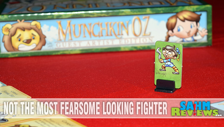 Munchkin Oz: Guest Artist Edition Game