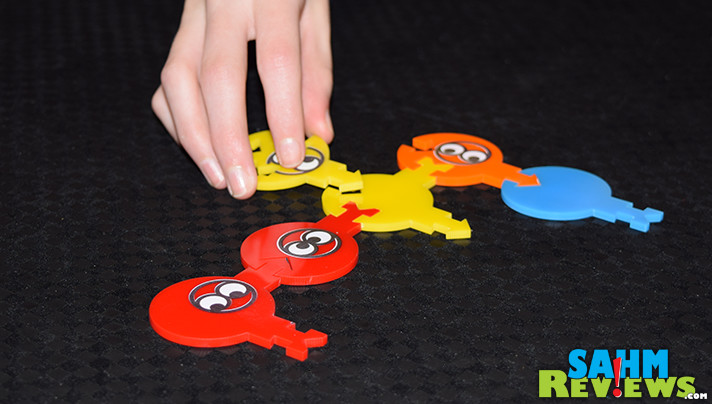 Custom made in the USA by Pelta Games, PeltaPeeps is a family-friendly strategy game that has players moving and flipping opponents' pieces. - SahmReviews.com