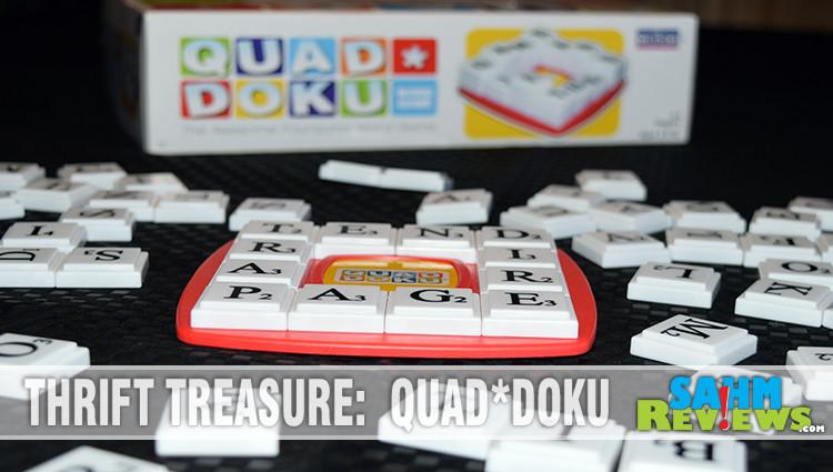 Thrift Treasure: Quad*doku