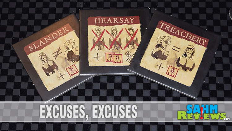 Salem Deduction Game Overview