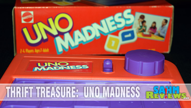 Thrift Treasure: UNO Madness