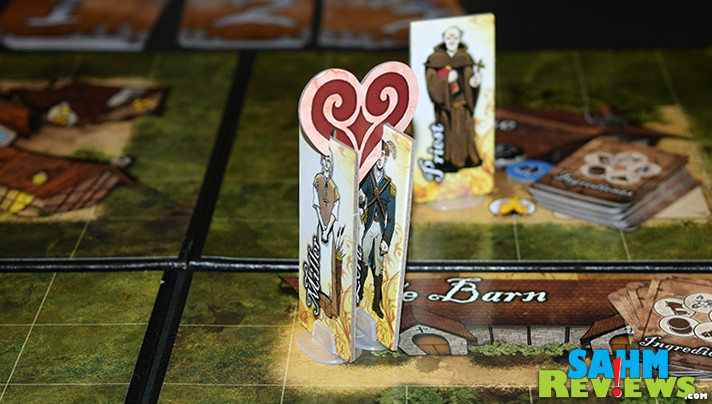 The Village Crone by Fireside Games has us flying around the town, turning villagers into frogs! Find out why we're on such a tear by checking out our game overview! - SahmReviews.com