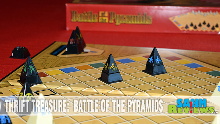 Thrift Treasure: Battle of the Pyramids