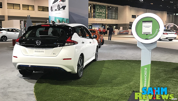 Outdoor life and the environment were trends on display at the 2018 Chicago Auto Show . - SahmReviews.com