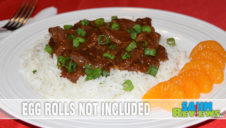 Kid-Friendly Slow Cooker Mongolian Beef