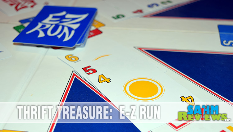 Thrift Treasure: E-Z Run