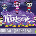 Growing up we had never heard of Dia de los Muertos. Today we're more informed and enjoying Steve Jackson Games' licensed card game, Muertoons! - SahmReviews.com