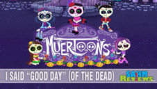 Muertoons Card Game Overview