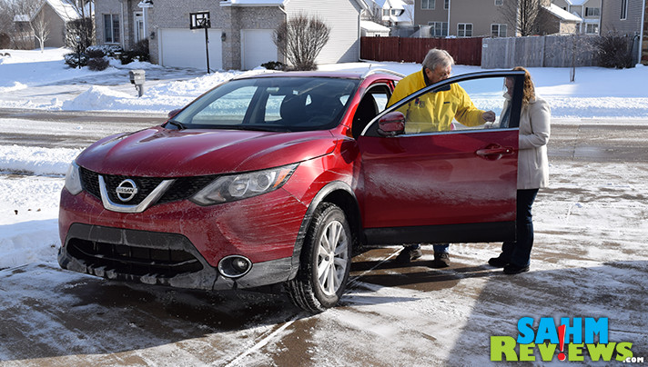 Technology changes and improves daily. See how this played into our experience when driving the Nissan Rogue Sport to the Chicago Auto Show. - SahmReviews.com